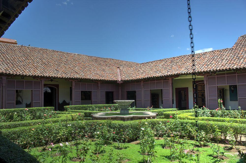 Musée de Ruben Dario ,Leó, Nicaragua