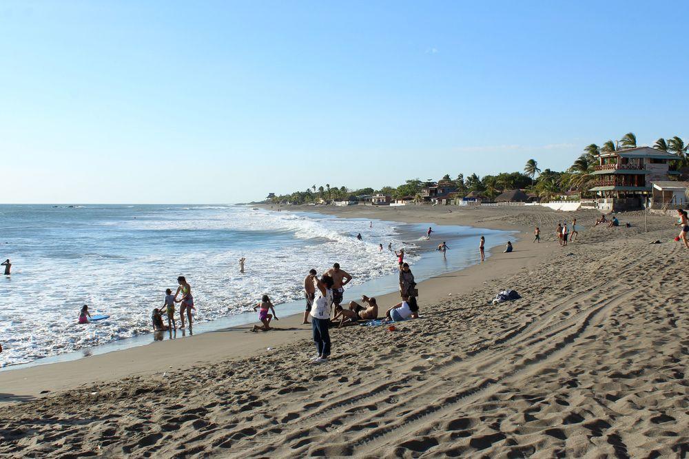 Playa La Penitas, Nicaragua