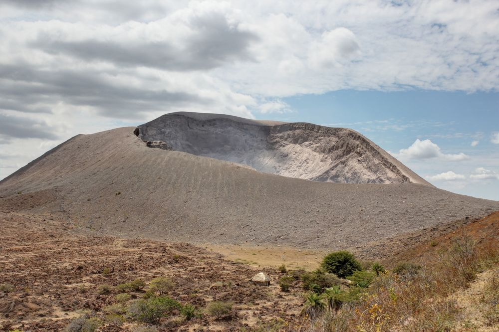 Volcan Telica, Nicaragua