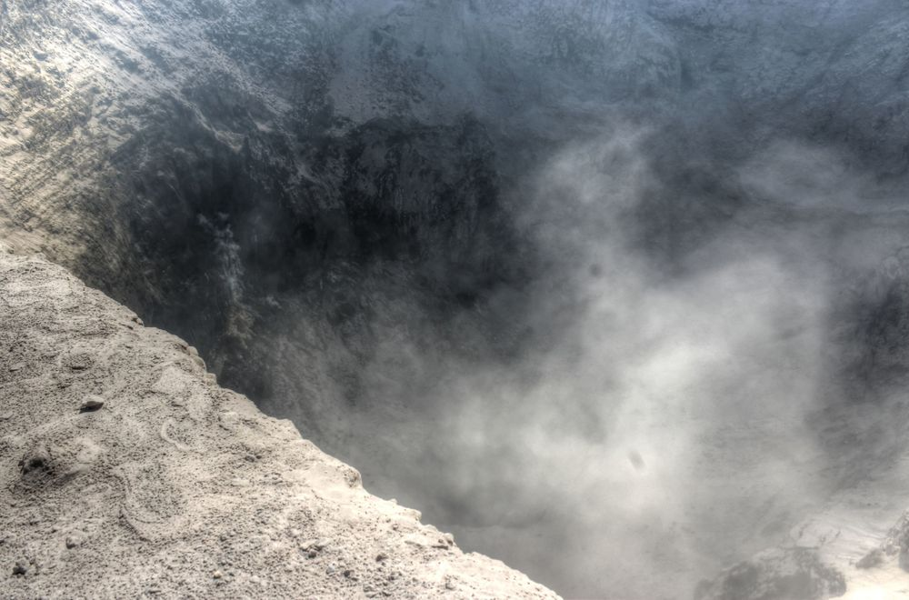 Cratère du Volcan Telica, Nicaragua