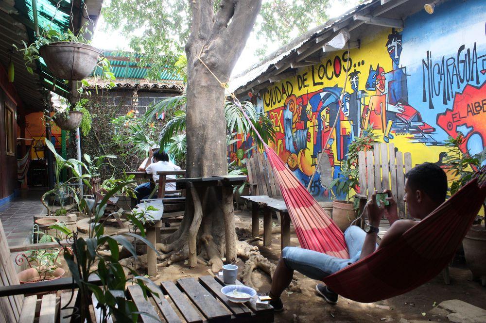 Auberge El Albergue, León, Nicaragua