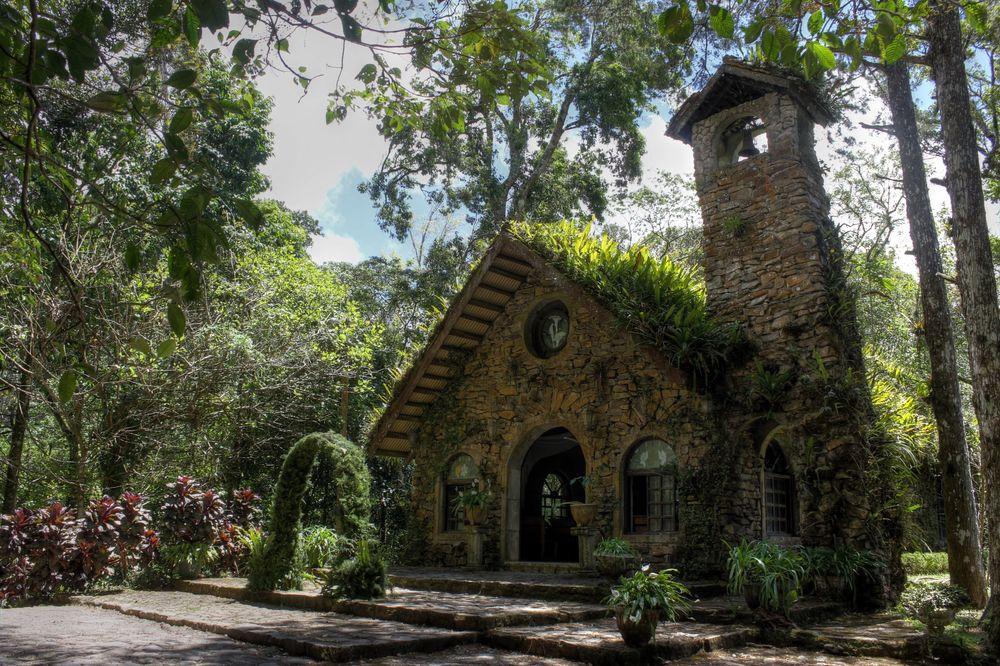 Chapelle, Selva Negra, Matagalpa, Nicaragua