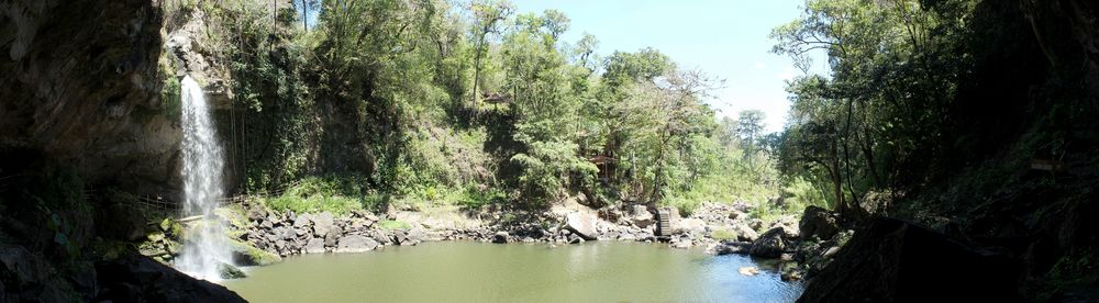 Santa Emilia waterfall, Matagalpa, Nicaragua