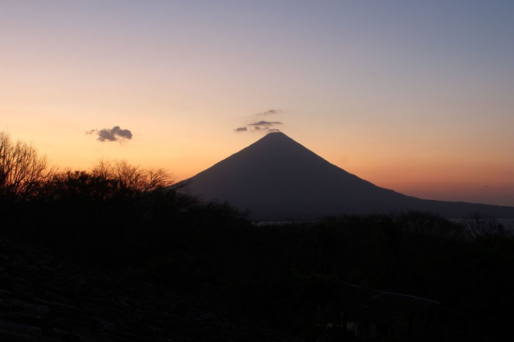 Volcan Conception, Île d'Ometepe, Nicaragua