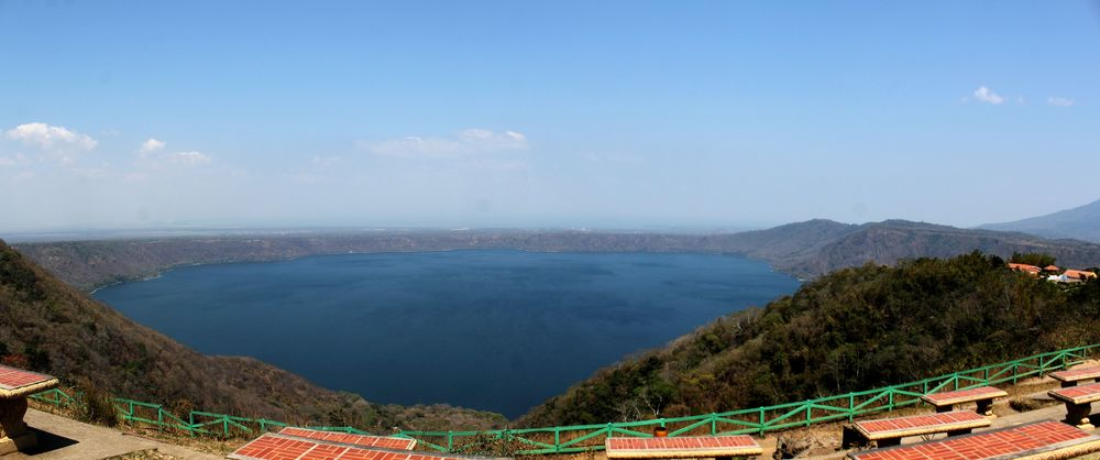 Laguna de Apoyo, Masaya, Nicaragua