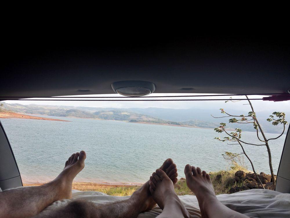 Réveil au Lac Arenal, Guanacaste, Costa Rica