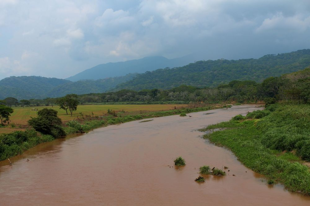 Rio Grande de Tarcoles, Puntarenas, Costa Rica