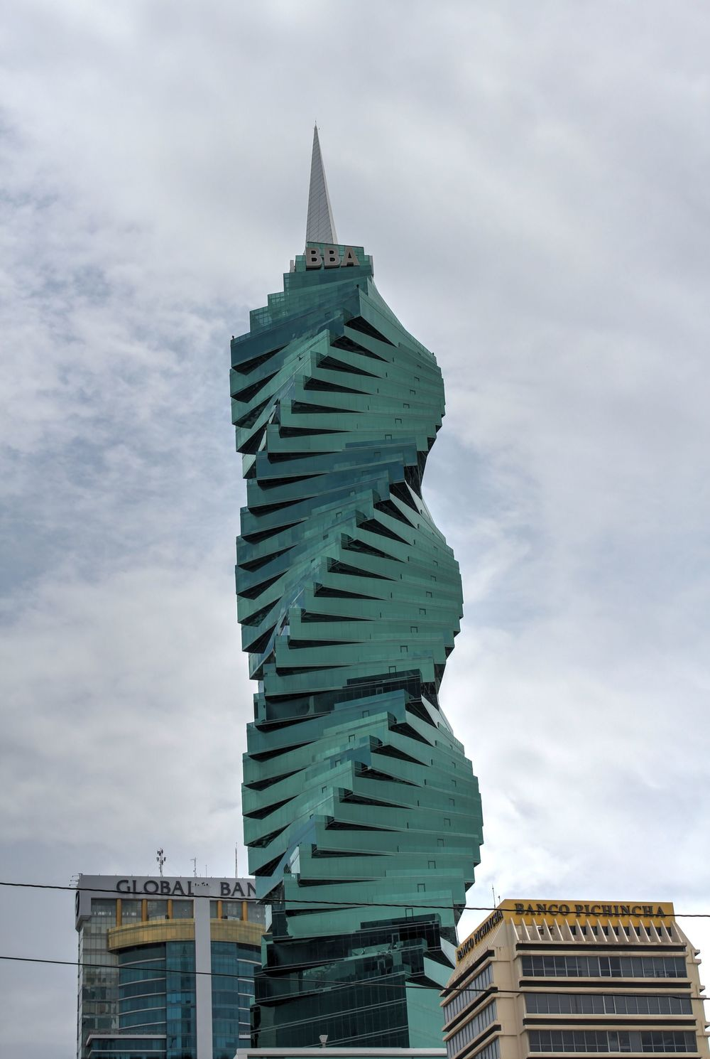 Quartier des affaires, Panama City, Panama