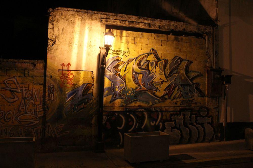 Art de rue, Panama City, Panama