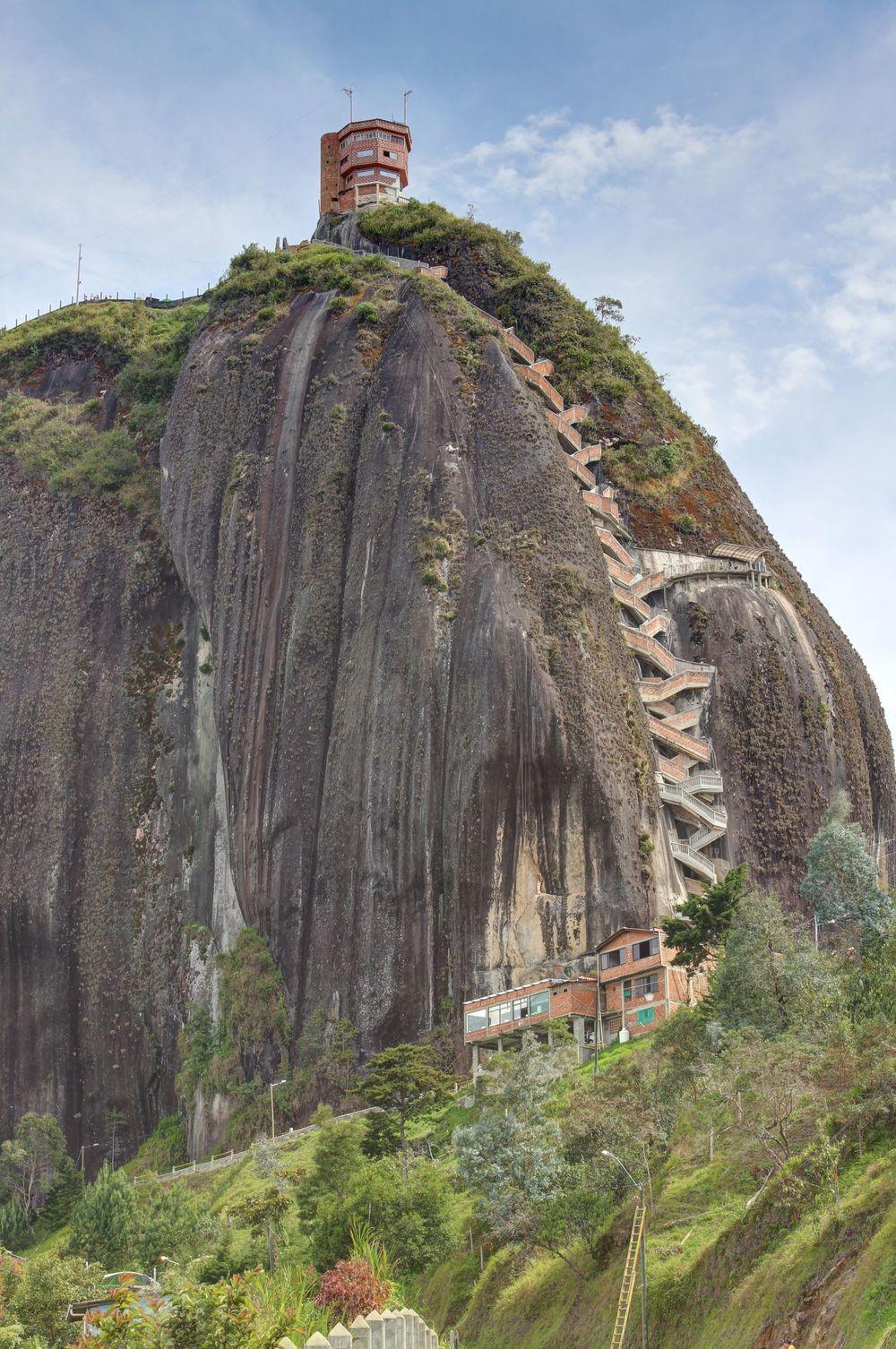 Piedra del Peñol, Guatapé, Antioquia, Colombie