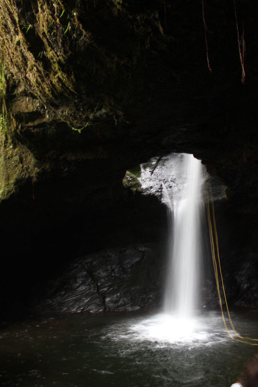 La cueva del Esplendor, Jardin, Antioquia, Colombie