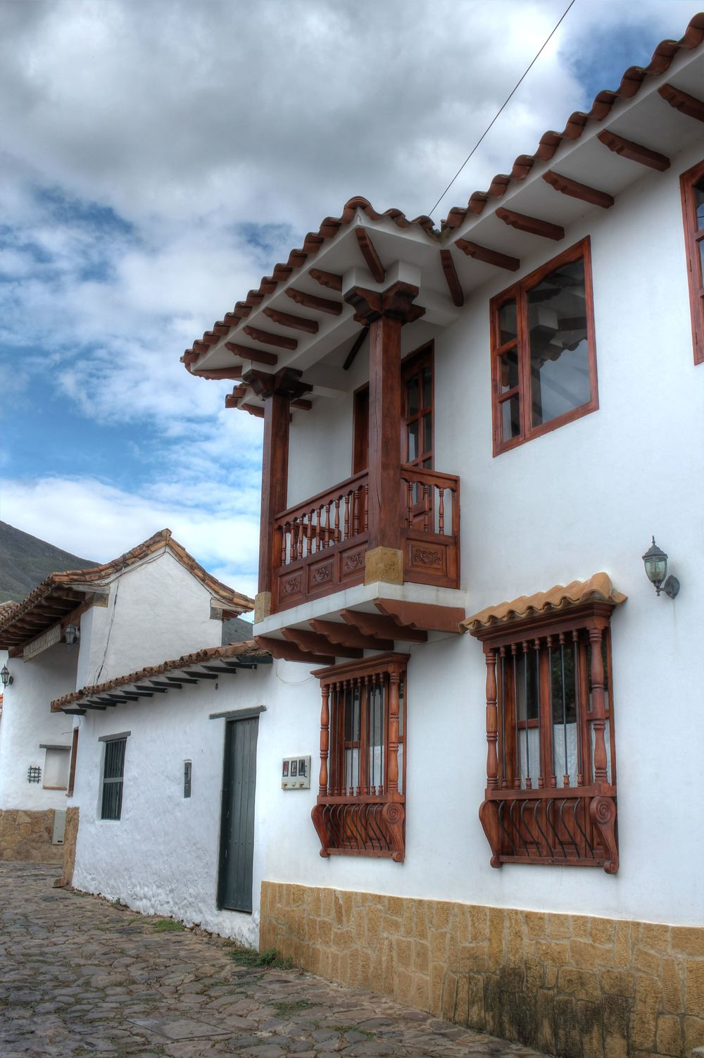 Villa de Leyva, Boyacà, Colombie