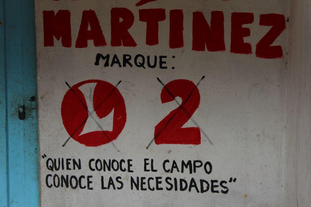 """""""Celui qui connait la campagne connait le besoin"""", Laguna de Tota, Sogamoso, Boyacà, Colombie"""