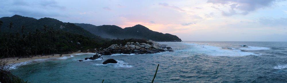 Playa Cabo San Juan, Parque Tayrona, Magdalena, Colombie