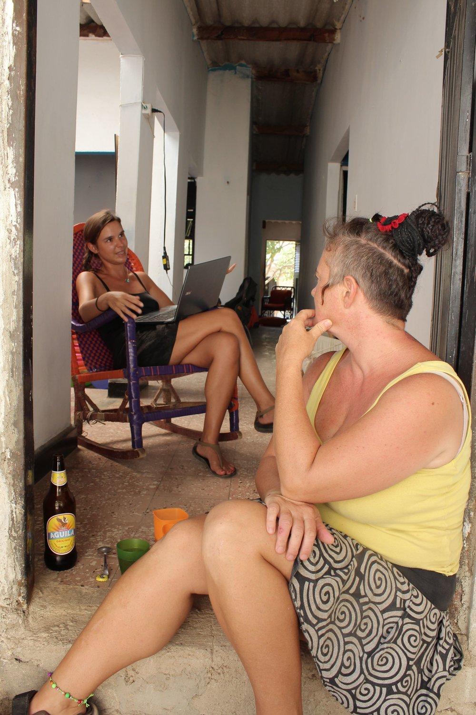 Karine, Taganga, Magdalena, Colombie