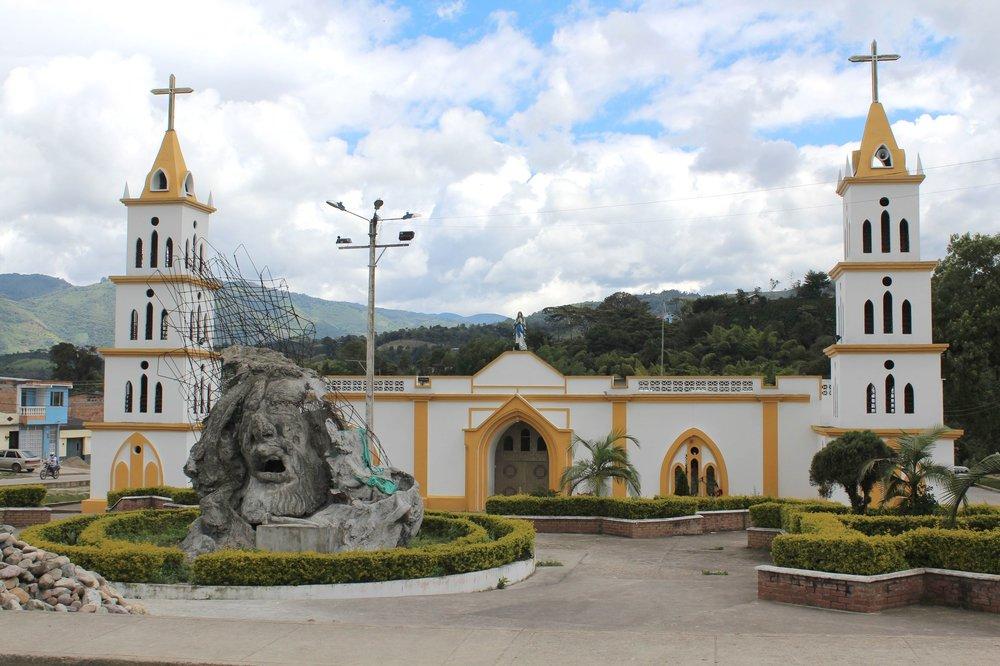 San Agustín, Huila, Colombie