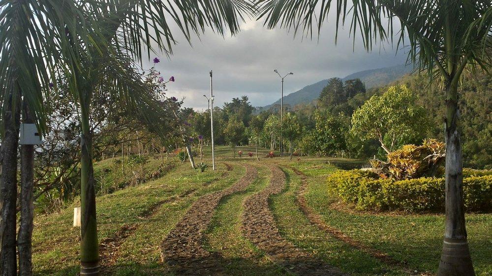 Finca de Barlovento, Valle del Cauca, Colombie