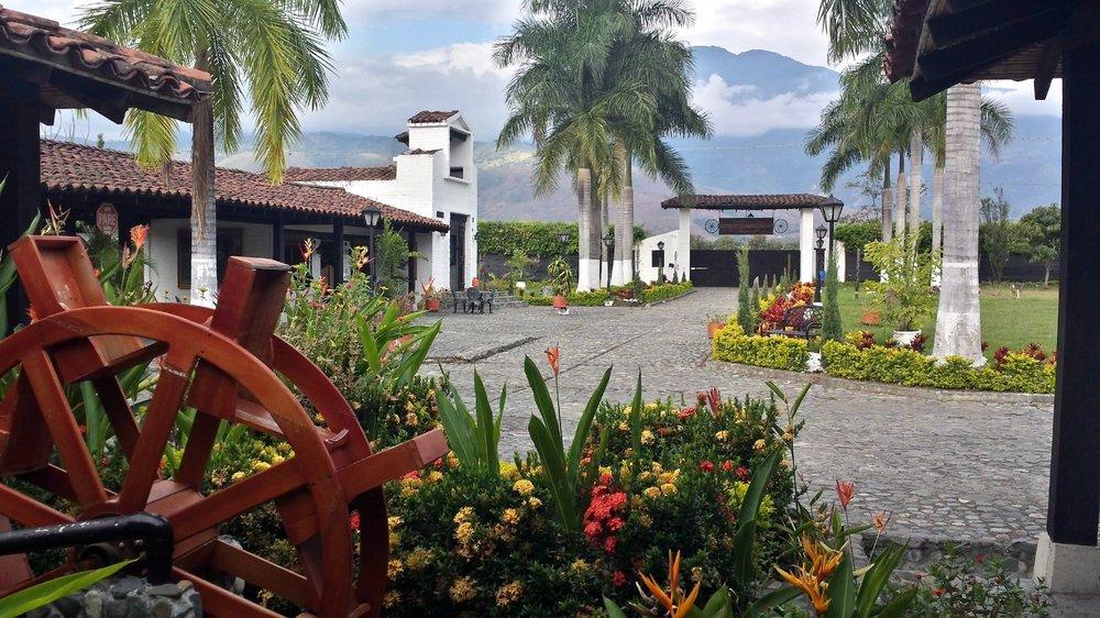 Finca de Santa Elena, Valle del Cauca, Colombie