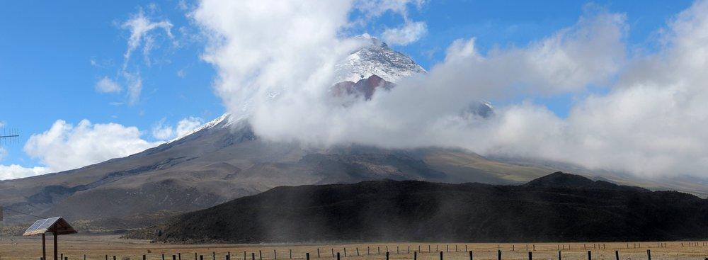 Volcan Cotopaxi, Cotopaxi, Equateur