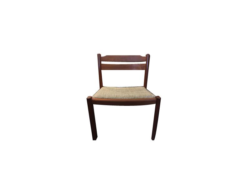 Dyrlund Dining Chairs (Denmark 1960s)