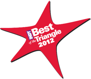 Best of triangle Star 2012