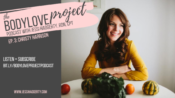 ep  003} Christy Harrison, MPH, RDN — Jessi Haggerty, Registered