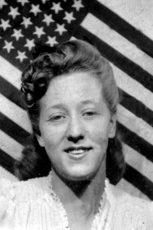 My grandma, Inez Morris, circa 1940