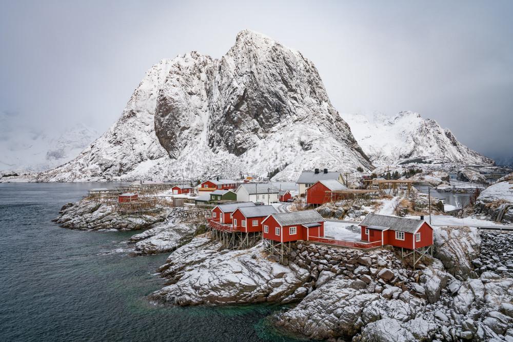 2017 Norway - Lofoten Islands Winter Wonderland Tour with Colby Brown