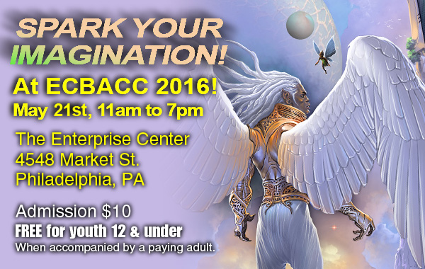 NUKLEUS COMIC will proudly be exhibiting at the 2016  ECBACC  (The East Coast Black Age of Comics Convention) on May 21st. We'll be selling the re-edited  BOY FROM PLANET A  and book one of  NUKLEUS: GRAND UNIFIED THEOREM  by   CFGodwell, SciFi short stories from Da'Shen, plenty of T-shirts, prints and other goods as well.  Hope to see you there, Corey F Godwell