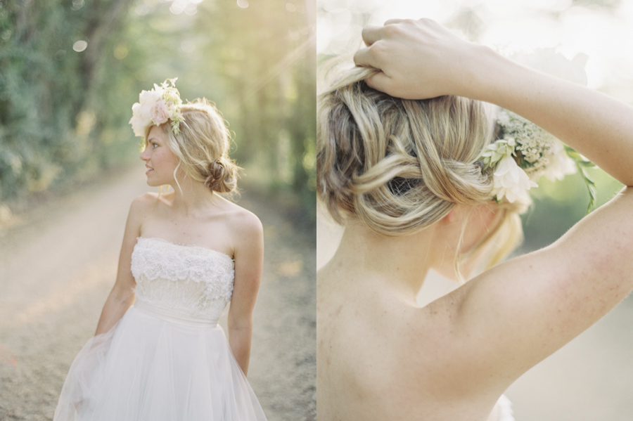 Rylee Hitchner / Rosegolden Flowers / Ginny Au Styling
