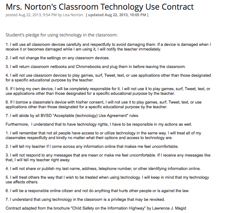 **Mrs. Norton worked hard to make this, so be sure to respect her work by giving her credit or contacting her before using it.
