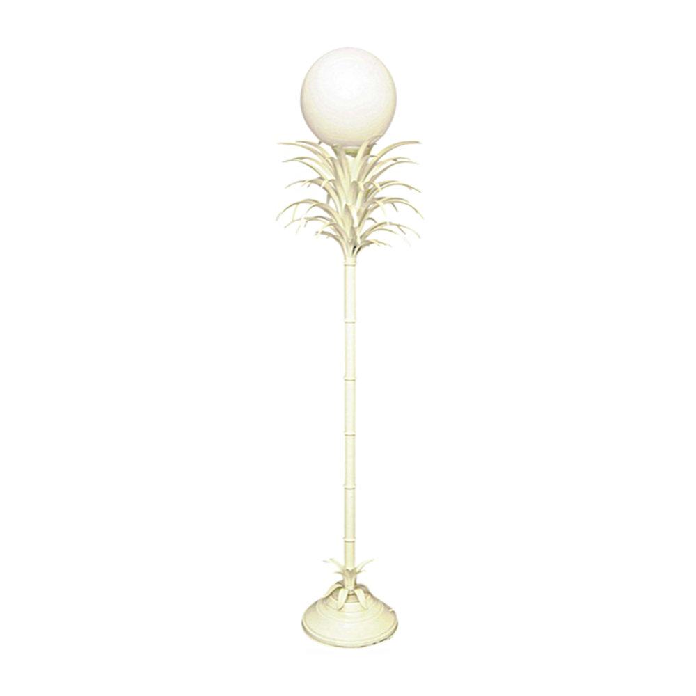 Enamel Palm tree Floor Lamp.jpg