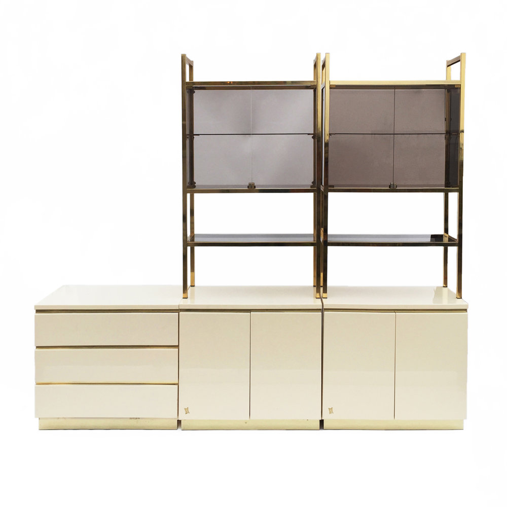 Eric Maville for Romeo Display Cabinet