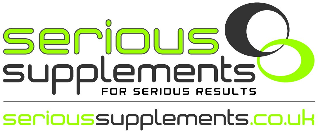 Serious Supplements Logo 80 tight