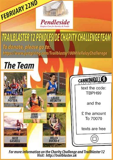 Trailblaster Trail Running Lancashire Charity Challenge