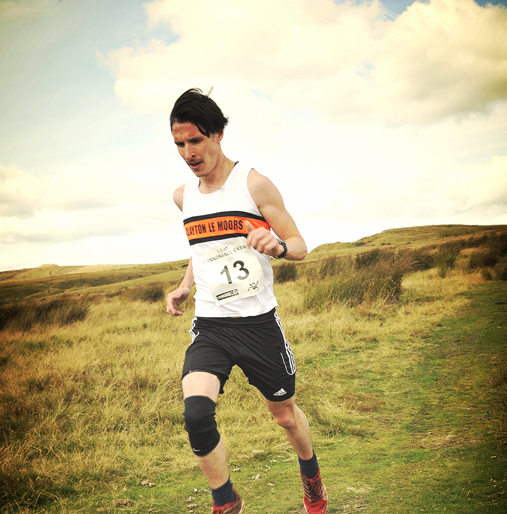 Sheep Fell Over Fell Race photo 2014
