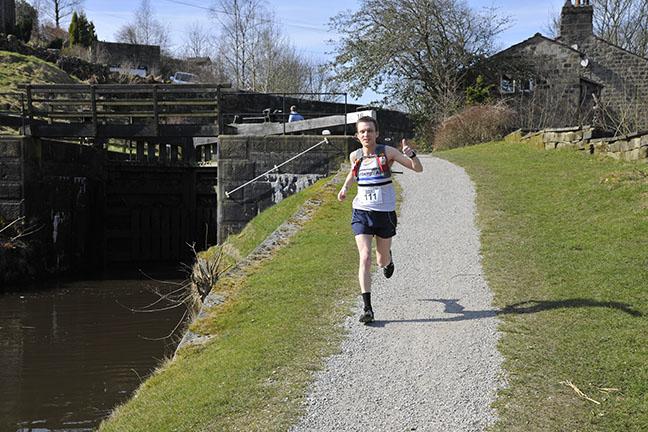 Nicholas Wolverson 2015 50KM winner