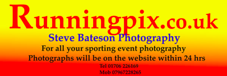 RunningPix are the official race photographers, their photos will be available to purchase at a very reasonable cost shortly after the race.