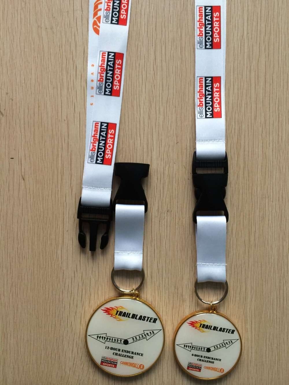 Free Race Medal to every finisher, click for more detailed photos, its more than just a medal.....