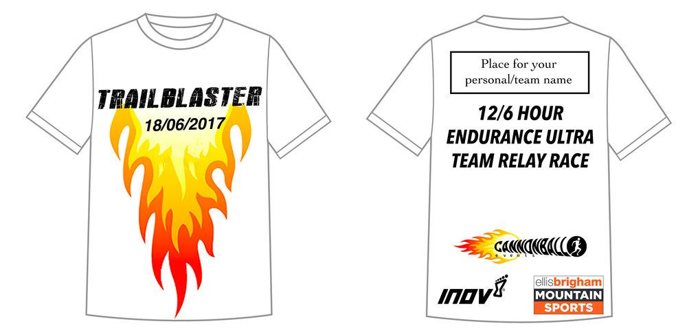 Trailblaster 2017 tshirt