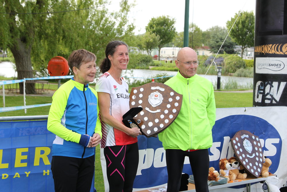 100k Winner - Sue Harrison