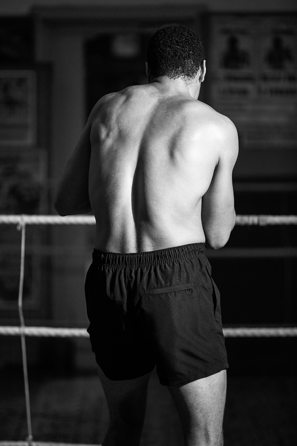 Boxers do it with Uppercuts for Sport & Street Magazine.