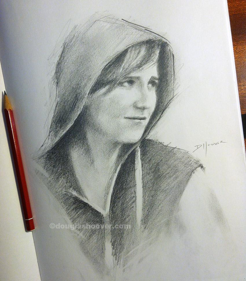 """Sketching the Internet: Hannah"""