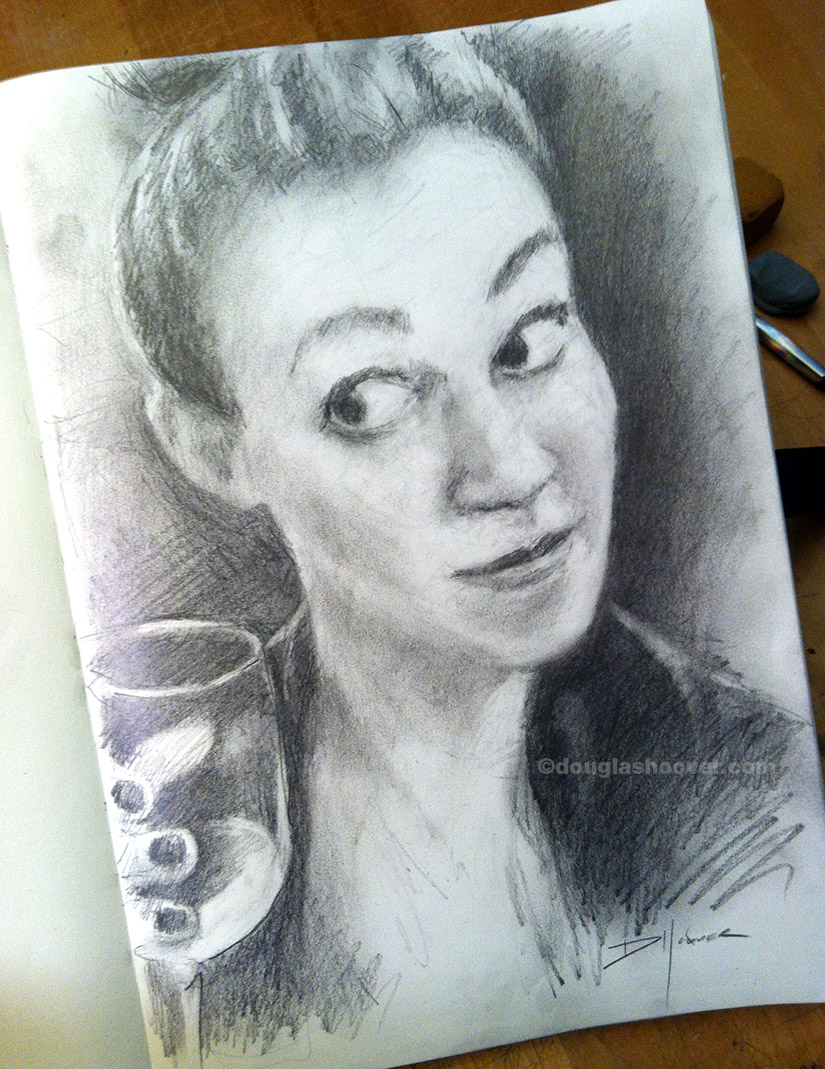 """""""Sketching the Internet: Mamrie"""""""