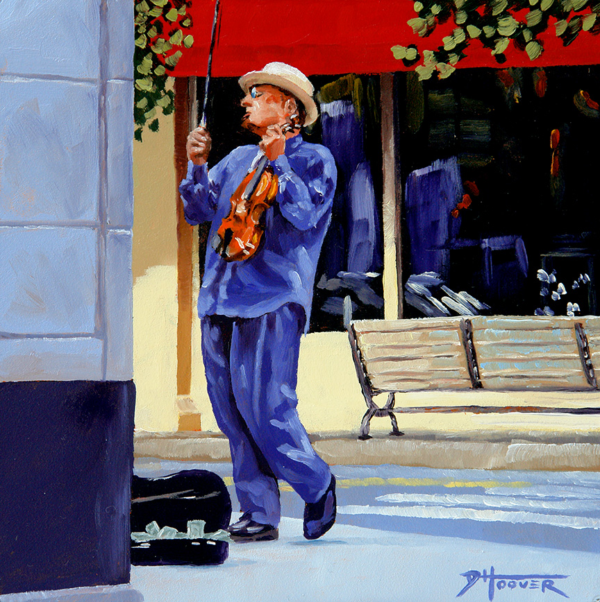 """Working Man Blues"" - Sold"