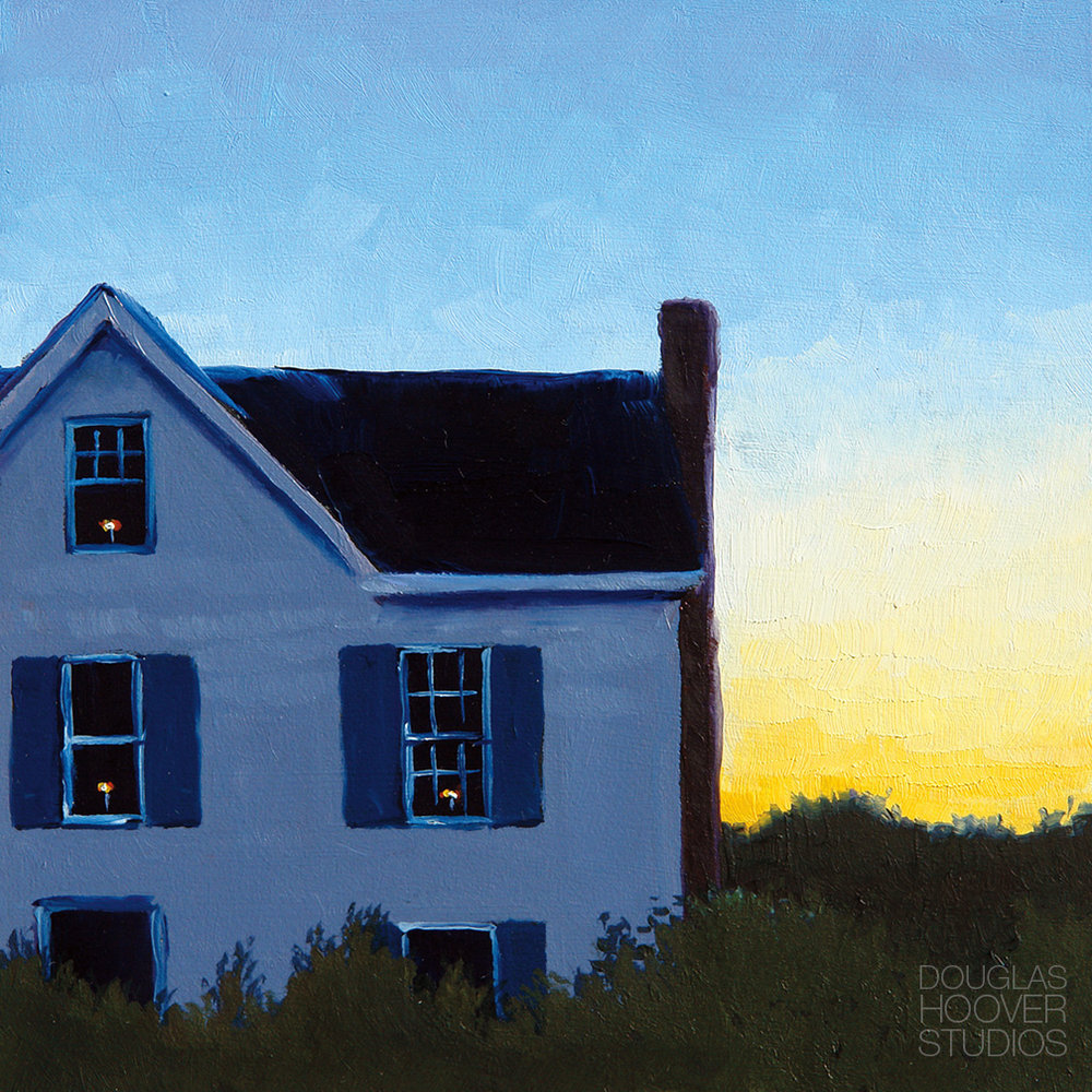In Search Of Safe Places | 6x6in. - SOLD