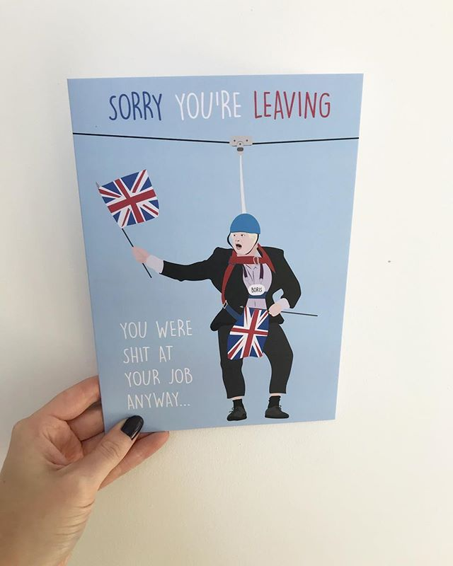 Repost from @twentysomethingmeltdown 🇬🇧 I have a new job! Things are going to be all higgeldy piggeldy for a few weeks whilst I settle into my new routine and new office but my shop is still open for business and please still buy from me 🙈