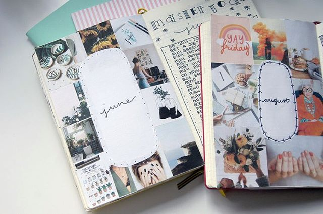 There's TWO new bullet journal blog posts live on my site and if you're really lucky (and work slows down) there'll be more hitting your screens any day now ✏️