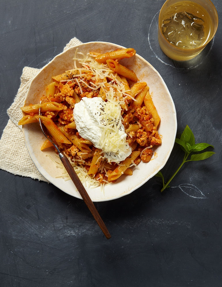 ChickenBolognese