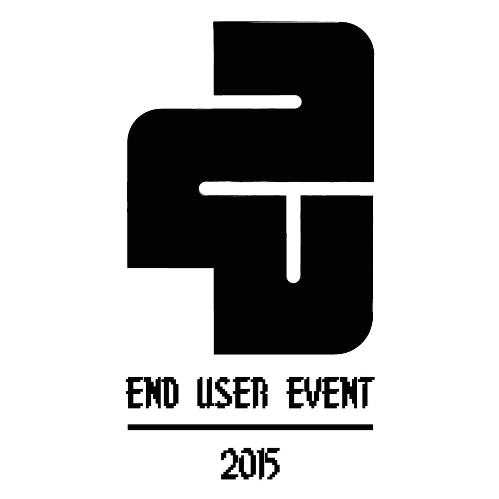End User Event logo